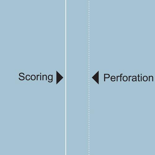 Scoring & Perforation